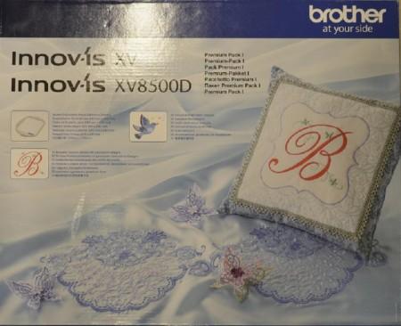 Oppgraderingskit - Broderi/symaskin
