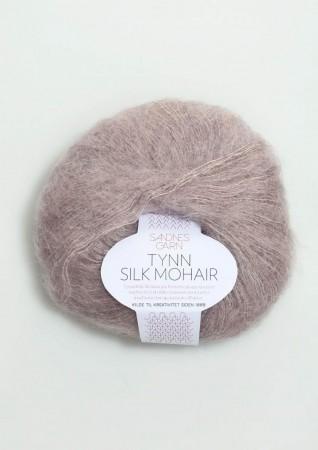 Tynn Silk Mohair Garn